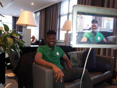 AFCON2019Q: Nigeria hit by Francis Uzoho injury
