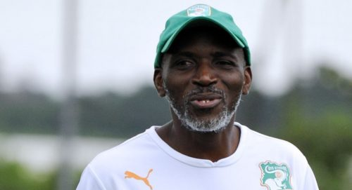 Ivory Coast part ways with coach Kamara Ibrahim