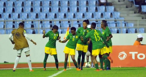 AWCON 2018: Cameroon, South Africa inch closer to semis