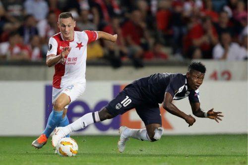 Samuel Kalu faces Bordeaux axe for late arrival