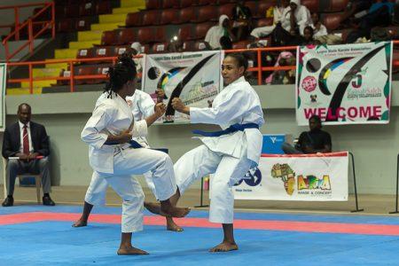 Three Nigeria athletes For 2018 Karate World Championship