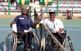 Tarmena laments neglect of Wheelchair Tennis in Nigeria