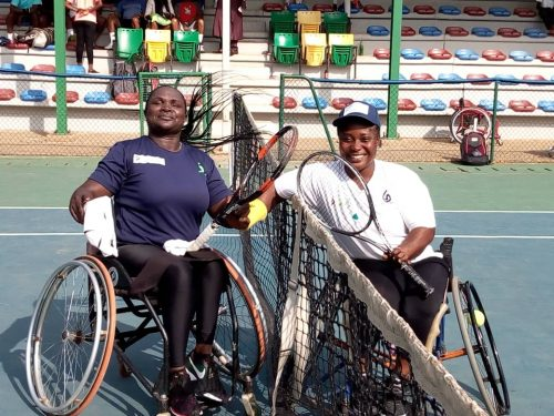 Tarmena laments neglect of Wheelchair Tennis in Nigeria