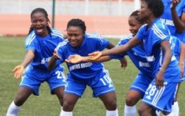 NWFL: Rivers Angels, Bayelsa Queens seal Super 4 slot
