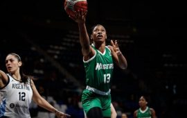 Akhator and Kalu look back at a memorable 2018 with D'Tigress