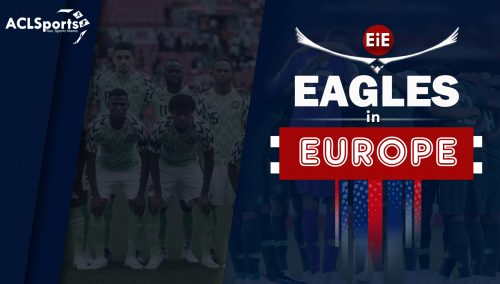 EaglesInEurope: Osimhen on target again as season ends