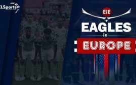 EiE: Super Eagles trio set Ligue 1 on fire