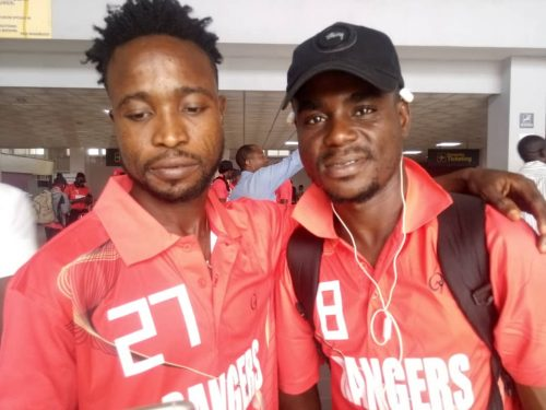 CAFCC: Rangers will go through, assures Kelvin Itoya