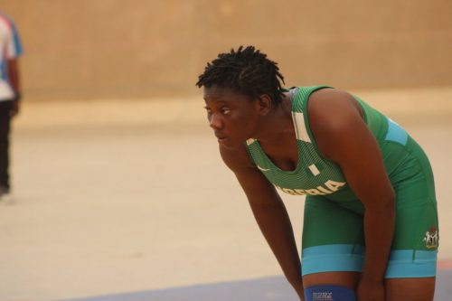 Balogun: an abandoned gymnast to a national wrestling champion