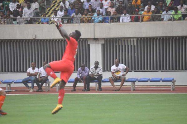 NPFL: El-kanemi goalkeeper Itodo Akor targets 13 clean sheets