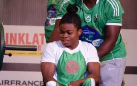 Day 1: Nigeria wins 15 medals at Int'l Powerlifting Ch'ships