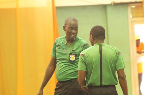 Handball is constantly developing in Ghana says Adjeyi