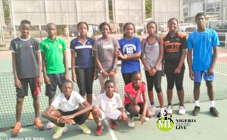 AJC Qualifiers: Marylove Edwards and 11 others arrive Togo