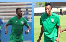 CAFCL: Lobi Stars reinforce team with Adetunji, Ojo