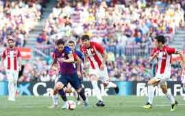 LaLiga: Weekend of derbies as Barcelona continue title push