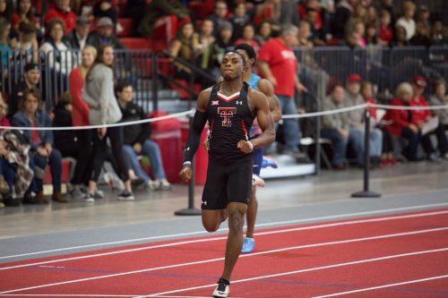 Oduduru runs a personal best in Texas Tech