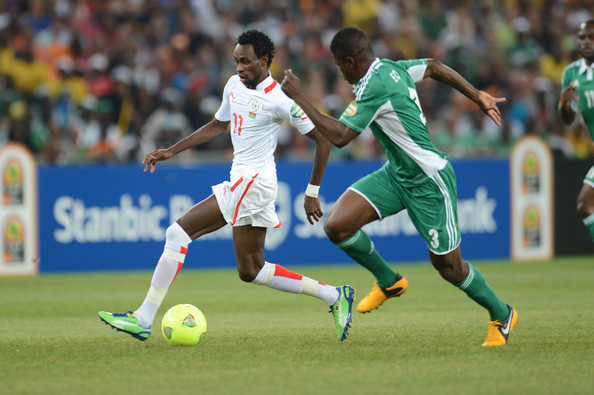 Jonathan Pitroipa: AFCON '13 team would be hard for Nigeria to remake