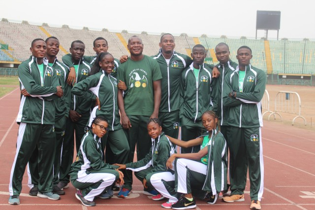 MOC athletes ready to make Olympic Team says Bambo Akani