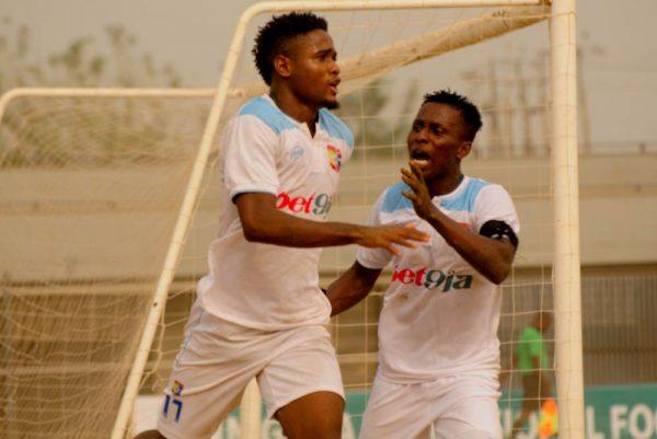 NPFL: Remo Stars end losing streak; Mfon Udoh scores again