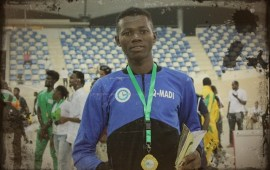 I listened to my coach's instructions – MVP Ifeoluwa Ajayi