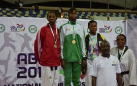 Taekwondo: Anyanacho not scared by experienced athletes