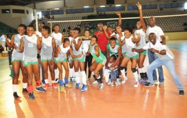 Team Customs ready for Africa Club championships – Onikeku