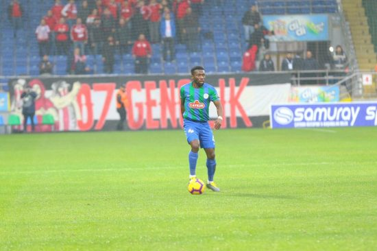 Azubuike delighted with debut, hopeful on Umar injury