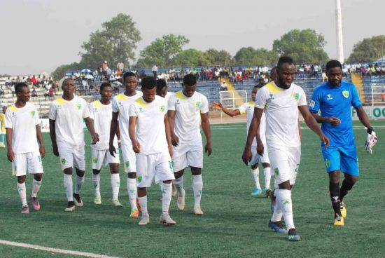 NPFL: Plateau United place players, coaches on half salary