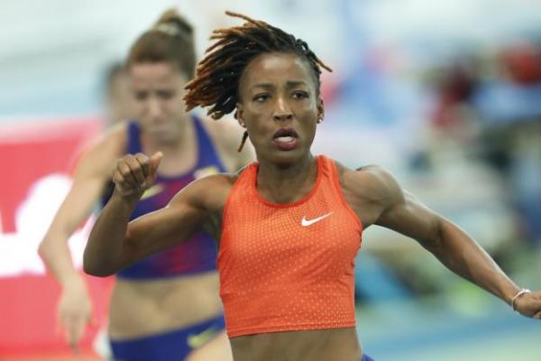 Ivorian Ta Lou wins 60m race at Dusseldorf meeting