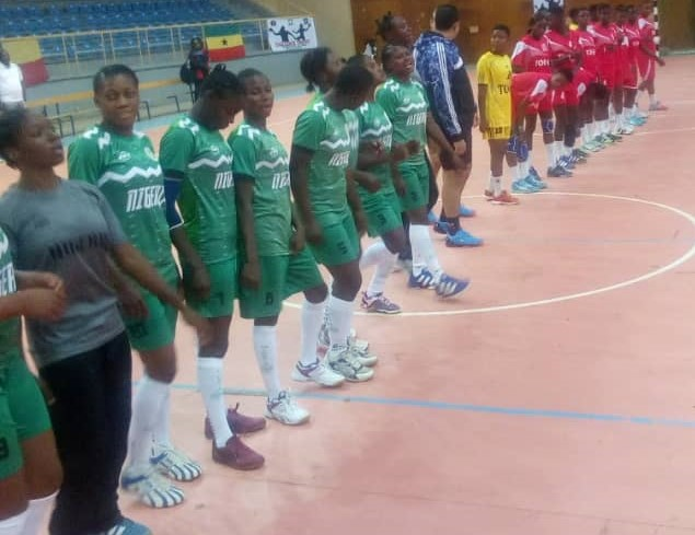 IHF Challenge trophy: Nigeria U18 winning streak continues