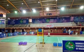 Badminton Federation of Nigeria invites 30 players to camp