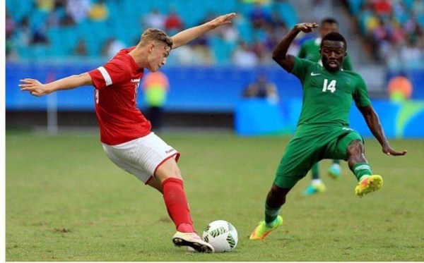 Captain Azubuike, Awoniyi boost Under 23 camp in Tunis