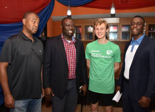 Nigeria Squash President, Oyerinde reels out vision for 2019