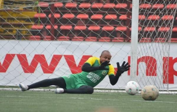 Ikechukwu Ezenwa admits being motivated by AFCON prospect