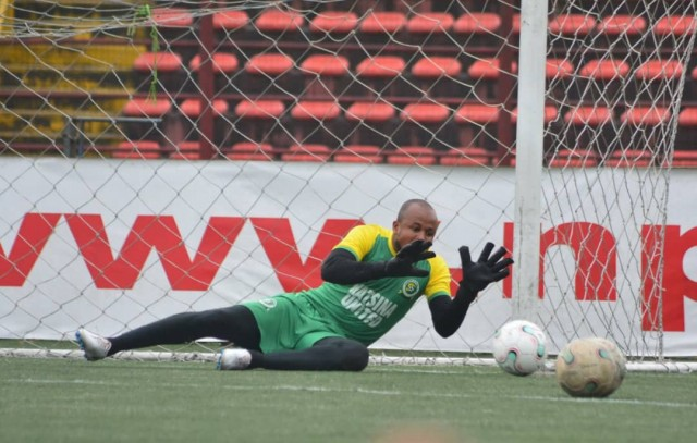 Ikechukwu Ezenwa admits being motivated by AFCON prospect