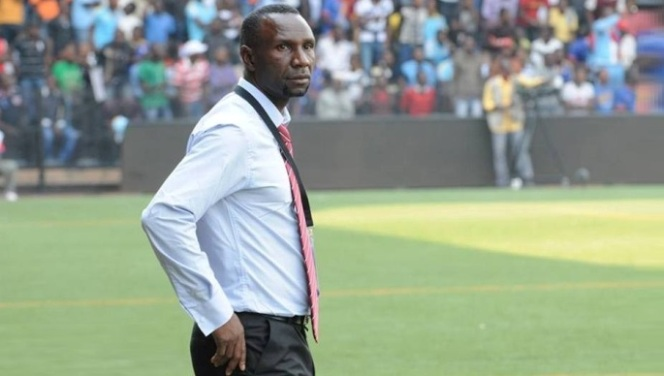 DR Congo coach Ibenge: Our destiny no longer in our hands