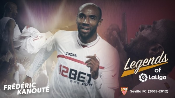 LaLiga: Frederic Kanoute advises young footballers on humility