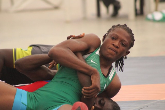 Wrestling: Odunayo Adekuoroye number 4 in the World