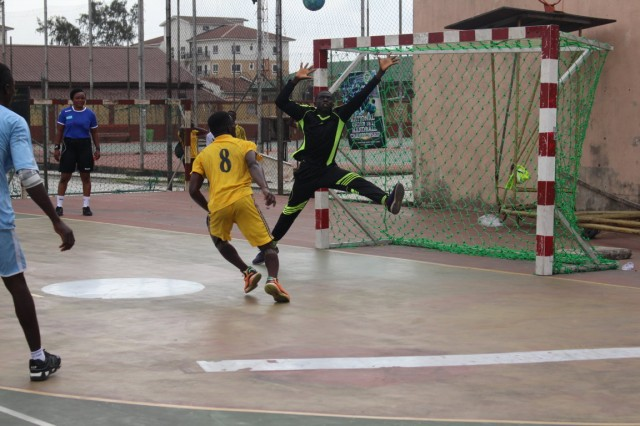 Handball: Lagos teams record resounding victories on day 3
