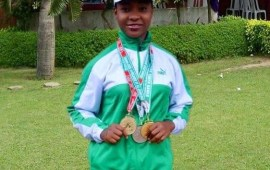IWDay: I was discouraged from weightlifting – Islamiyat Yusuf