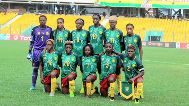 FIFAWWC2019: Cameroon begin preparations with China Invitational