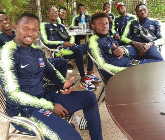 CAFCL: Lobi Stars hit South Africa via Rwanda for Sundowns clash