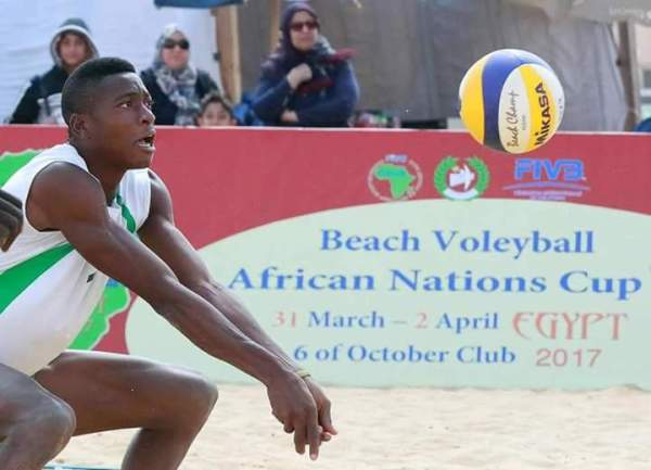 Beach Volleyball: Nigeria only African country for Qatar