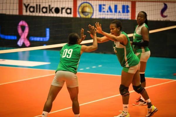 Volleyball: GSP Algeria stop Nigeria Customs in Q/Finals