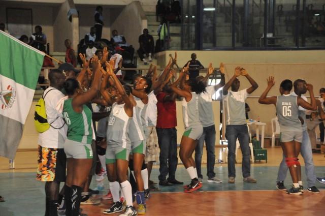 Nigeria Customs storm Egypt for Women's Club Championships