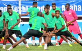 U23AFCON: Nigeria U23 face Libya U23 in decisive contest