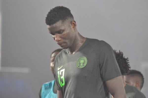Paul Onuachu: fastest Super Eagles goal