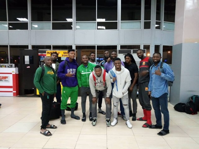 Rivers Hoopers off to Morocco for FIBA ABL