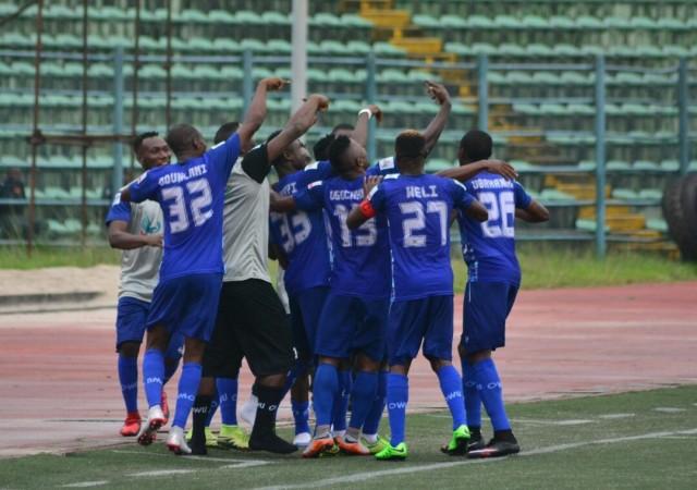NPFL: Eguma hails win over Katsina as team's season's best
