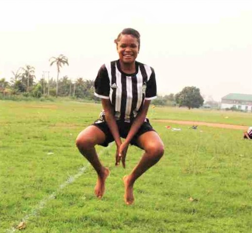 Video: Football is a family tradition – Florence Emmanuel